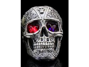 Halloween Decoration Creative Terror Props Resin Skull Ornaments