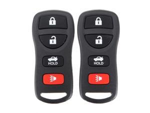 2x Nissan Sentra Remote Key Keyless Entry Fob Transmitter Batteries required safety remote control new