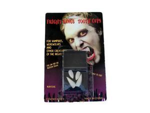 2 Set Halloween Decoration Vampire Tooth Horror False Teeth Great make-up