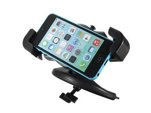 """3.5""""to 5.7"""" Universal Easy Touch CD Slot Car Mount Holder Scalability Holder for iPhone 6 Samsung HTC LG Sony GPS"""