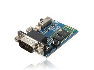 New Hot Mini USB RS232 Bluetooth Serial Adapter Communication Master-Slave Module 5v