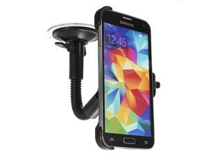 360° Ajustable Rotation Car Windshield Suction Mount Holder Phone Holder for Samsung Galaxy S5 i9600