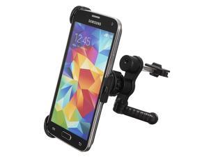 Adjustable Rotating Car Air Vent Mount Holder For Samsung Galaxy S5 I9600 Phone