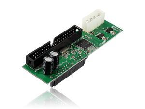 2.5''/3.5'' SATA HDD DVD.Drive SATA to ATA IDE 40 PIN Converter Adapter WIN 7 Mac OS 8.6