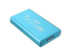 "1.8""  mSATA SSD  USB 3.0 External Enclosure Hard Disk Case Converter Adapter Mini Caddy Windows 2000/2003/XP/Vista Windows 7/8 Mac OS X and Linux"