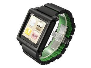 Ajustable LunaTik LYNK Multi-Touch Wrist Strap Watch Band for iPod Nano 6th generation