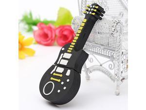 4/8/16/32/64G GB Guitar Model Style USB 2.0 Flash  Memory Drive Stick Thumb Storage U Disk Gift
