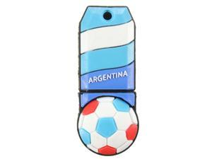 4/8/32/64G GB USB 2.0 World Cup Football Model USB 2.0 Flash Memory Drive Stick Storage Thumb U Disk