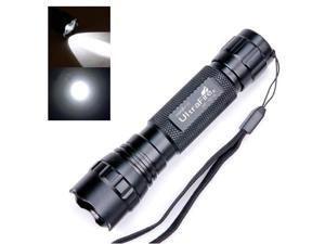 Waterproof UltraFire 1000 LM CREE XM-L2 XML L2 T6 LED WF 501B Flashlight Torch Lamp Light 5 Modes