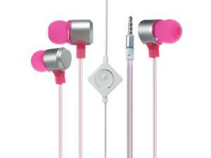 3.5mm In-Ear Earbud Headphone Earphone Headset with Mic for iphone 6/6 plus 5s 5 Samsung Galaxy S4 S5 HTC LG Sony MP3/4