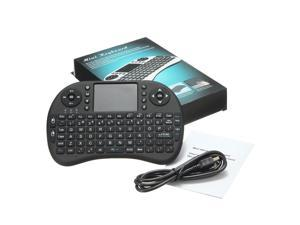 NEW 2.4GHz Wireless Keyboard I8 Air Mouse Remote Control Touchpad For Linux PC Android TV box Microsoft Windows CE/2000/XP/Vista and 7 + Receiver + USB Cable