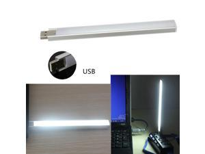 Portable USB 15 LED 5V Keyboard Night-Light Table Lamp For PC Computer Laptop Notebook