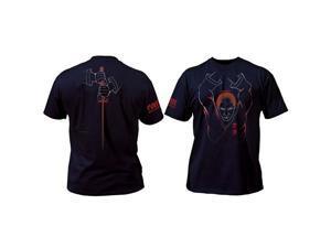 Cold Steel Samauri T-Shirt, Black, XL TH3