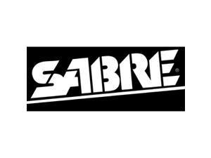 Sabre Hard Case Gel, .54 oz, Black HC-14-CPG-BK-US