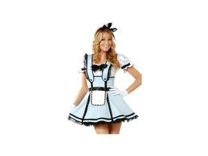 Teacup Tease Costume 551048FP Forplay Baby Blue Small/Medium
