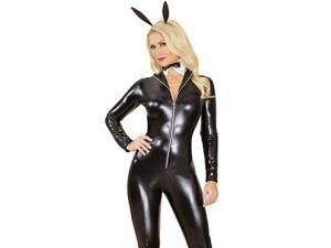 Feisty Bunny Kit M2242 Coquette Black/White One Size Fits All