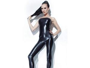 Dancing In The Dark Jumpsuit Coquette D9324 Black Small