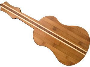 Totally Bamboo Ukulele, Bamboo Cutting Board 20-7645