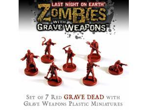 Last Night on Earth: Grave Weapons Mini Set FYF0106 FLYING FROG PRODUCTIONS
