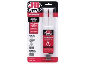 J-B Weld 50176 Black Kwik Weld Syringe JBW50176