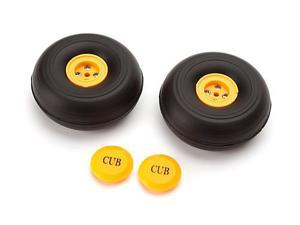 60mm Wheels: J-3 Cub 450 EFL301010 E-FLITE