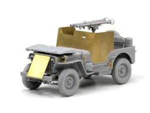 Dragon Models 1/4 Ton Armored 4 x 4 Truck with Bazookas, Scale 1/35 DMLS6748 DRAGON MODELS