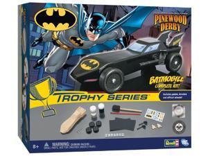 Batman Batmobile Trophy Series Kit Pinewood Derby RMXY9401 REVELL/MONOGRAM