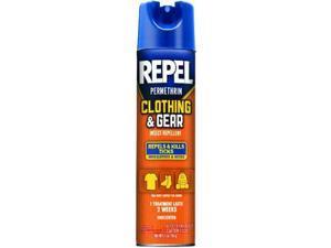 Repel Permethrin Clothing & Gear Insect Repellent Aerosol, 6.5-Ounce, HG-94127 326