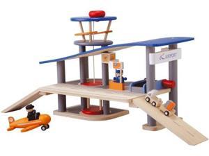 Plan Toys City Series Airport 62260
