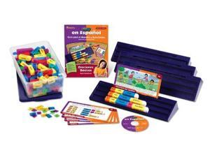 Learning Resources Spanish Reading Rods Kit: Oraciones Basic LER7037 LEARNING RESOURCES