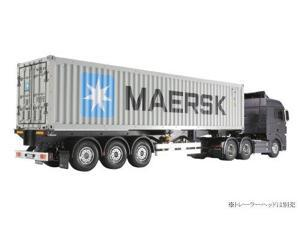 56326 1/14 40-Foot Container Semi-Trailer TAMC6326 TAMIYA