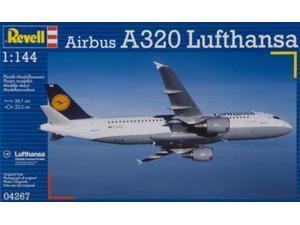04267 1/144 Airbus A320 Lufthansa RVLS4267 REVELL AG