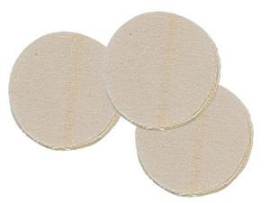 CVA Blackpowder Products 200 Cleaning Patches (2-Inch Diameter)