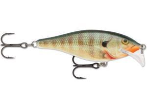 Rapala Scatter Rap Shad Lure, Bluegill, 7cm 497944