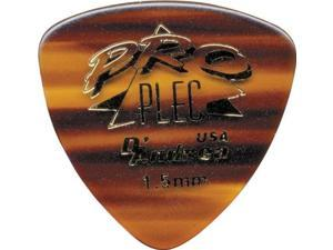 D'Andrea Pro Plec 346 Rounded Triangle PIcks, 12 Pack