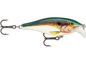 Rapala Scatter Rap Shad Lure, Shad, 7cm 497064 RAPALA