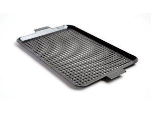 Charcoal Companion Porcelain-Coated Grilling Grid, Large 11-3/4-by-17-1/4-Inch CC3080 CHARCOAL COMPANION