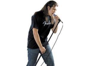 Fender? Logo T-Shirt, Black, L 910-1000-506 FENDER