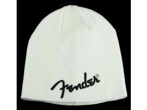 FENDER Fender? Logo Beanie, White
