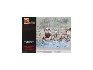 7050 1/72 California Gold Mineers PGHS7050 PEGASUS HOBBIES