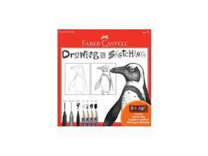 Faber-Castell Do Art Drawing and Sketching FBCY4558 FABER-CASTELL