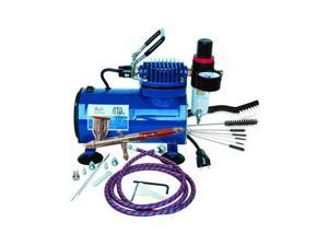 Paasche TG-100D Gravity Feed Airbrush & Compressor Package PASR2600 PAASCHE AIRBRUSH COMPANY