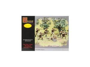7498 1/72 WWII Russian Infantry Combo PGHS7498 PEGASUS HOBBIES