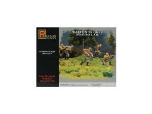 7202 1/72 German Waffen SS Set 2 PGHS7202 PEGASUS HOBBIES