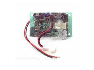 PC Board: CH 1: ZZR, ZZR2         * HBZ3331 HOBBYZONE