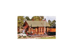 PF5187 Pre-Fab Woodland Station HO WOOU5187 DESIGN PRESERVATION MODELS