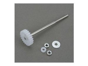 Prop Shaft w/Hardware: Mini-Cub HBZ4804 HOBBYZONE
