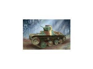 Dragon Models IJA Type 95 Light TankHa-Go Late Production - Smart Kit (1/35 Scale) DMLS6770 Dragon Models USA