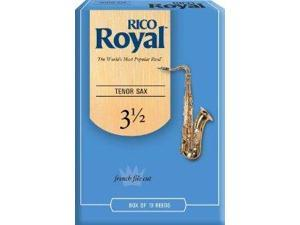 Rico Royal Tenor Sax 3.5 Box of 10 Reeds