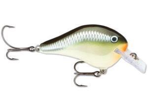 Rapala DT Fat 3 Fishing Lure, Smash, 2-1/2-Inch 721210 RAPALA